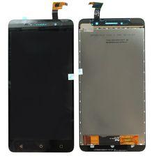 Дисплей Alcatel Pixi 4 OT 8050D 8050X Черный (экран + тачскрин, стекло)