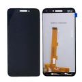Дисплей Alcatel Shine 5080D 5080X Черный (экран + сенсор)