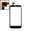 Тачскрин Alcatel OT 7047D (Pop C9) черный (Touchscreen)