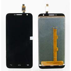 Дисплей Alcatel IDOL 2 MINI L 6016X 6016D Черный ОРИГИНАЛ (модуль в сборе)