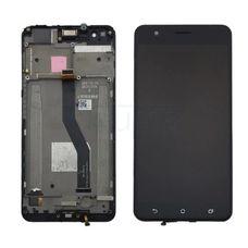 Дисплей ASUS Zenfone 3 Zoom ZE553KL В РАМКЕ Черный (модуль, с тачскрином)