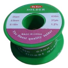 Припой катушка YAXUN 0,3 мм 63Sn 37Pb (solder A)