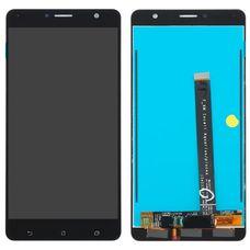 Дисплей ASUS Zenfone 3 DELUXE ZS550KL черный (экран+тачскрин, стекло)