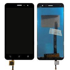 Дисплей ASUS Zenfone 3 ZE552KL черный (в сборе с тачскрином)