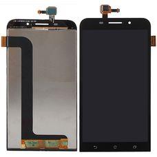 Дисплей ASUS Zenfone MAX ZC550KL черный (экран + сенсор)