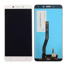 Дисплей ASUS Zenfone 3 Laser ZC551KL Белый (экран + тачскрин, стекло)
