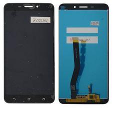 Дисплей ASUS Zenfone 3 Laser ZC551KL Черный (экран + тачскрин, стекло)