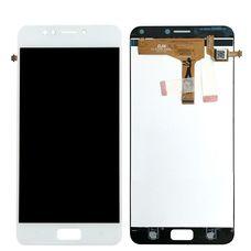 Дисплей ASUS Zenfone 4 MAX ZC520KL белый (экран + тачскрин, стекло)