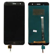 Дисплей ASUS Zenfone 3 ZE520KL черный (экран + тачскрин, стекло)