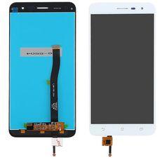 Дисплей ASUS Zenfone 3 ZE552KL белый (модуль, в сборе)