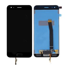 Дисплей ASUS Zenfone 4 ZE554KL Черный (экран + тачскрин, стекло)