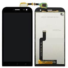 Дисплей ASUS Zenfone Zoom ZX551ML черный (модуль с тачскрином)