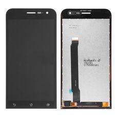 Дисплей ASUS Zenfone 2 ZE500CL черный (модуль, в сборе)