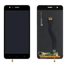 Дисплей ASUS Zenfone 3 Zoom ZE553KL Черный (экран + тачскрин, стекло)