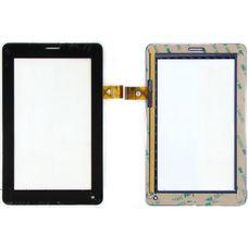 Тачскрин 7 inches Megafon Login 2 (Мегафон логин) черный (Touchscreen) МТ3А, TPC1219