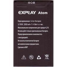 Аккумулятор Explay Atom