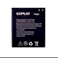 Аккумулятор Explay Vega