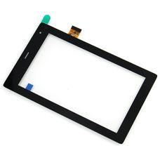 Тачскрин 7 inches Megafon Login 3 (Мегафон логин) черный (Touchscreen) TPC1463 ver 5.0