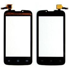Тачскрин Fly IQ4407 ERA Nano 7 черный (Touchscreen) оригинал