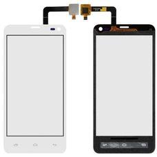 Тачскрин Fly IQ4415 Quad ERA Style 3 белый (Touchscreen) оригинал