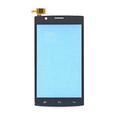 Тачскрин Fly FS501 Nimbus 3 черный (Touchscreen) сенсорное стекло