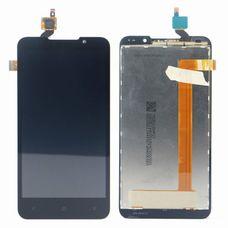 Дисплей HTC DESIRE 516 черный (модуль, в сборе) ОРИГИНАЛ