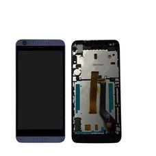Дисплей HTC DESIRE 626 черный (модуль, в сборе) ОРИГИНАЛ В РАМКЕ