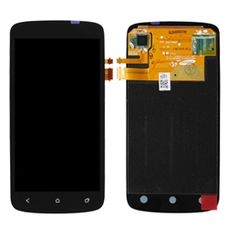 Дисплей HTC ONE S черный (в сборе, модуль)