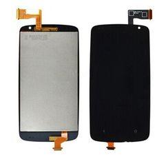 Дисплей HTC DESIRE 500 черный (модуль, в сборе) ОРИГИНАЛ