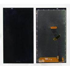 Дисплей HTC DESIRE 820 черный (модуль, в сборе) ОРИГИНАЛ