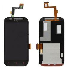 Дисплей HTC ONE SV T528t C520e черный ОРИГИНАЛ