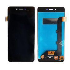 Дисплей Highscreen Easy S, Pro Черный (экран + тачскрин, стекло)
