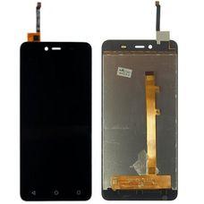 Дисплей Highscreen Easy L, Pro Черный (экран + тачскрин, стекло)