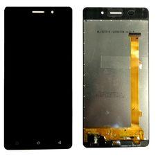 Дисплей Highscreen Power Ice черный (экран+сенсор)