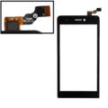 Тачскрин Highscreen Spider  Archos 50 Helium 4G черный (Touchscreen)