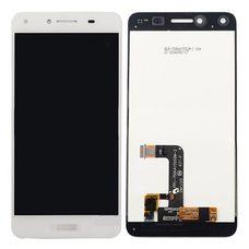 Дисплей Huawei Honor 5A / Y5 II (2) LYO-L21 CUN-U29 CUN-L21 Белый (экран + тачскрин, стекло)