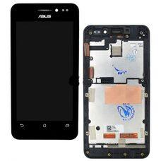 Дисплей ASUS Zenfone 4 A450CG В РАМКЕ (модуль, в сборе) черный