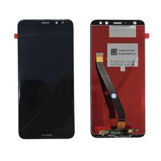 Дисплей Huawei Nova 2i / Mate 10 Lite (RNE-L21) Черный (экран + тачскрин, стекло)