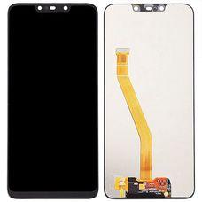 Дисплей Huawei Nova 3i INE-LX1 Черный (экран + тачскрин, стекло)