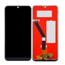 Дисплей Huawei Y6 2019, MRD-LX1F черный (экран + тачскрин, стекло)