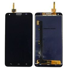 Дисплей Huawei Honor 3X G750 Черный (модуль, в сборе) ОРИГИНАЛ