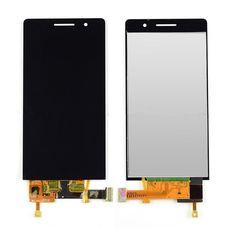Дисплей Huawei Ascend P6 Черный (модуль, в сборе) ОРИГИНАЛ