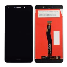 Дисплей Huawei Honor 6X GR5 BLN-L21 Черный (экран + тачскрин, стекло)