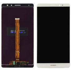 Дисплей Huawei Mate 8 Белый (экран+сенсор) ОРИГИНАЛ