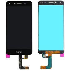 Дисплей Huawei Y5 II (2) (CUN-U29) Черный (модуль, с тачскрином)