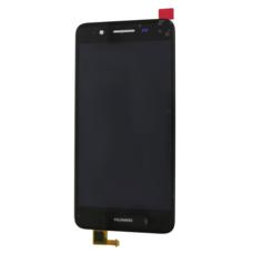 Дисплей Huawei GR3 / TAG-L21 Черный (экран + тачскрин, стекло)