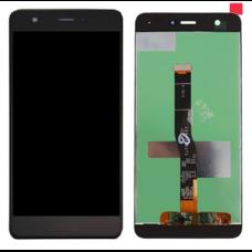 Дисплей Huawei Nova can-l11 Черный (экран + тачскрин, стекло)