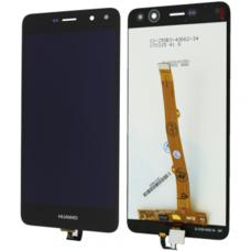 Дисплей Huawei Y5 2017 Черный (экран + тачскрин, стекло)