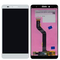Дисплей Huawei Honor 5X Белый (экран + тачскрин, стекло)