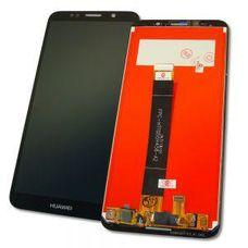 Дисплей Huawei Y5 2018 DRA-L21 Черный (экран + тачскрин, стекло)